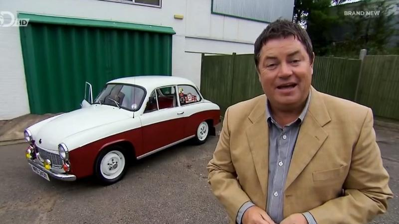 Wheeler Dealers Polish Car