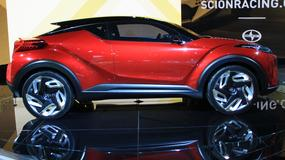 Scion C-HR Concept - crossover przyszłości z Japonii (Detroit 2016)