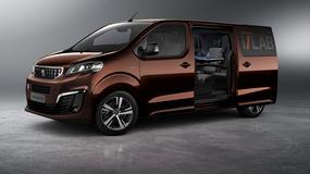 Genewa 2016: Peugeot Reveals Traveller – luksusowy koncept