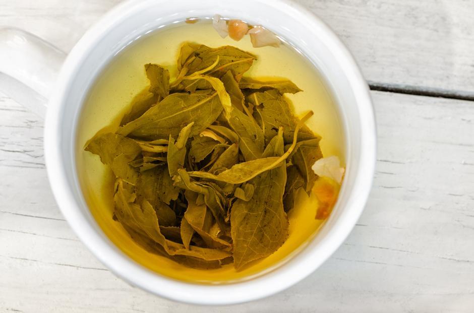 Zielona herbata pomoże ci oczyścić organizm
