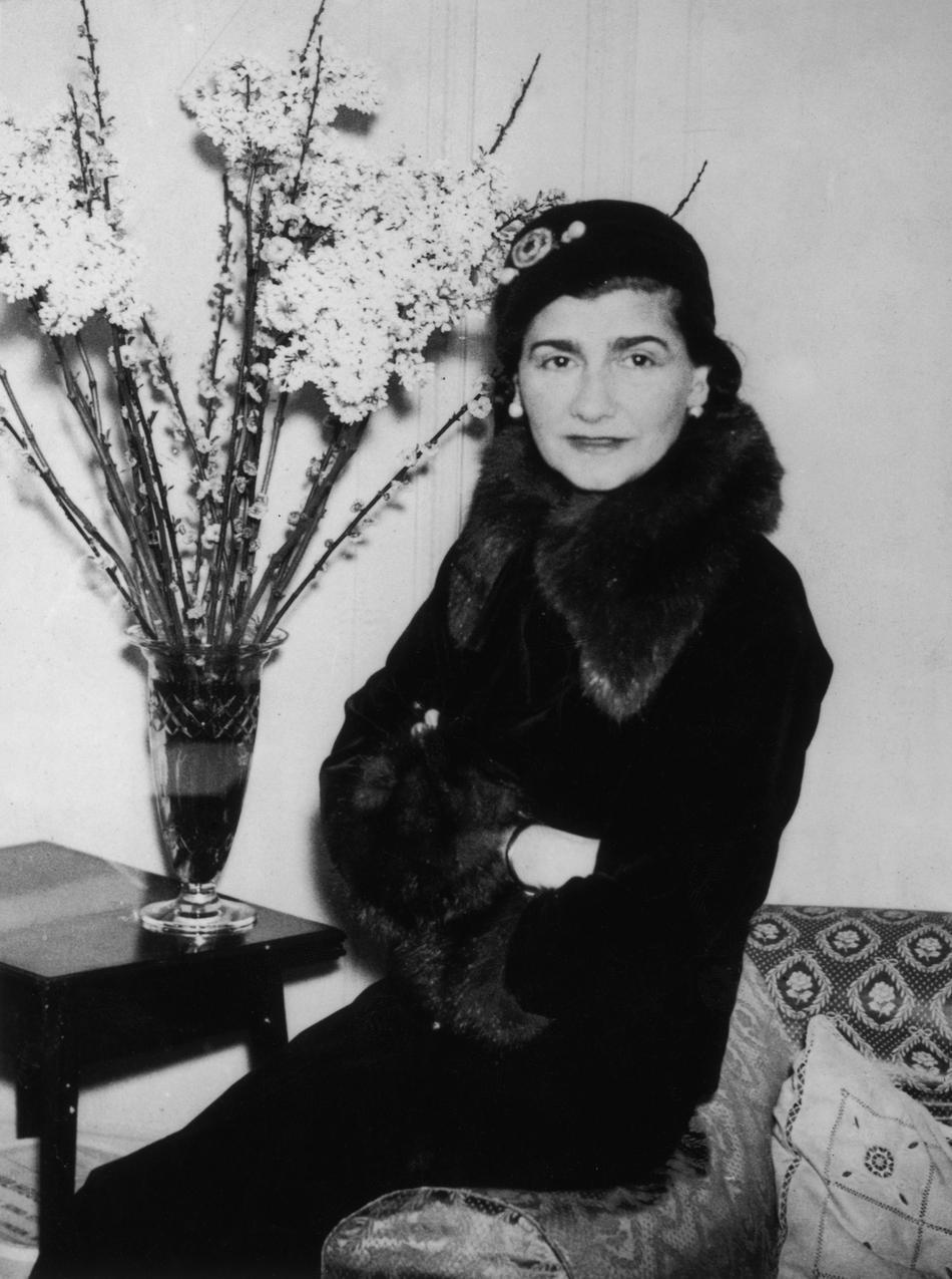 Coco Chanel, Londyn 1932