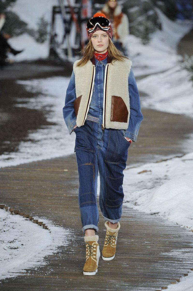 Jak nosić kombinezon zimą?