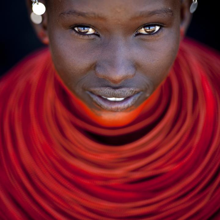 2015, Samburu Tribe nő,  Kenya / Fotó: NORTHFOTO