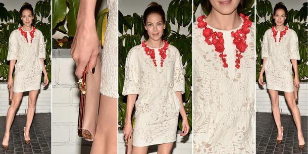 Best Look: Michelle Monaghan w Giambattista Valli
