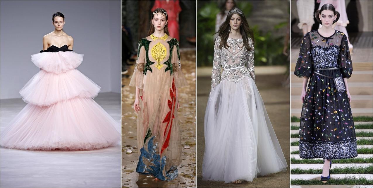 Haute couture w Paryżu