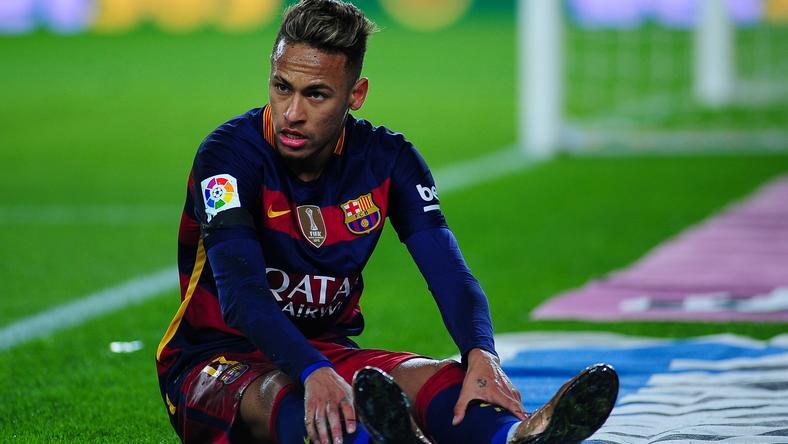 Neymart adócsalással és hamisítással is vádolják/Fotó: AFP