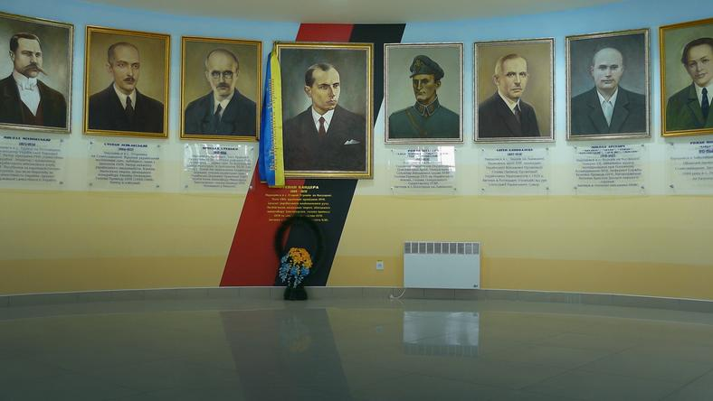 Muzeum Stepana Bandery na Ukrainie, fot. Archiwum autora