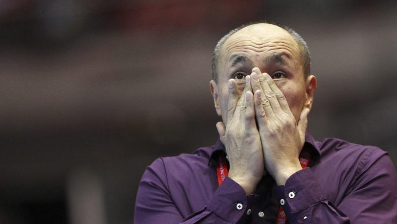 Dujsebajev megbukott kapitányként /Fotó: MTI