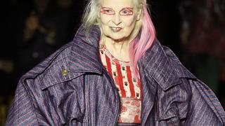 Vivienne Westwood została modelką