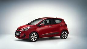 Hyundai i10 po face liftingu