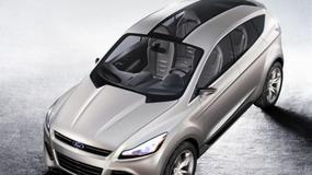 Ford Vertek: SUV, który zastąpi dwa modele