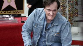 Quentin Tarantino otrzymał gwiazdę w hollywoodzkiej Alei Sław