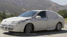 Zdjęcia szpiegowskie: Nowy Renault Laguna!