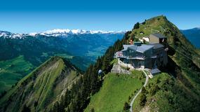 Szwajcaria - Stanserhorn