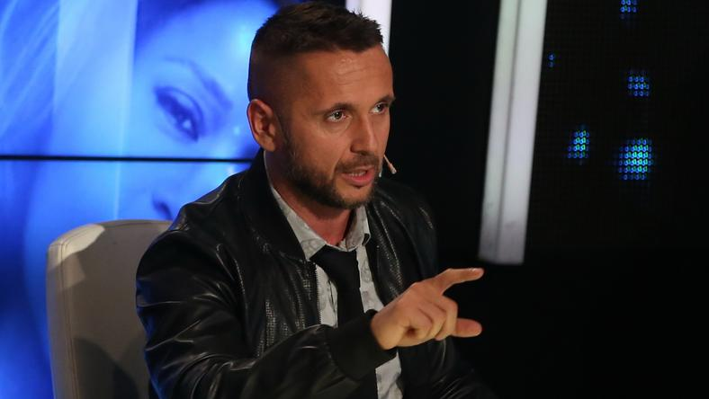 Majka bekeményít: nekimegy a VIVA TV-nek /Fotó: Pozsonyi Zita