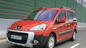 Peugeot Partner: funkcjonalność jest najważniejsza