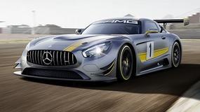 Mercedes AMG GT3: torowy bolid debiutuje w Genewie