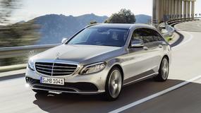 Mercedes klasy C – debiut po face liftingu na salonie w Genewie