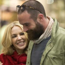 Kylie Minogue zaręczyła się?