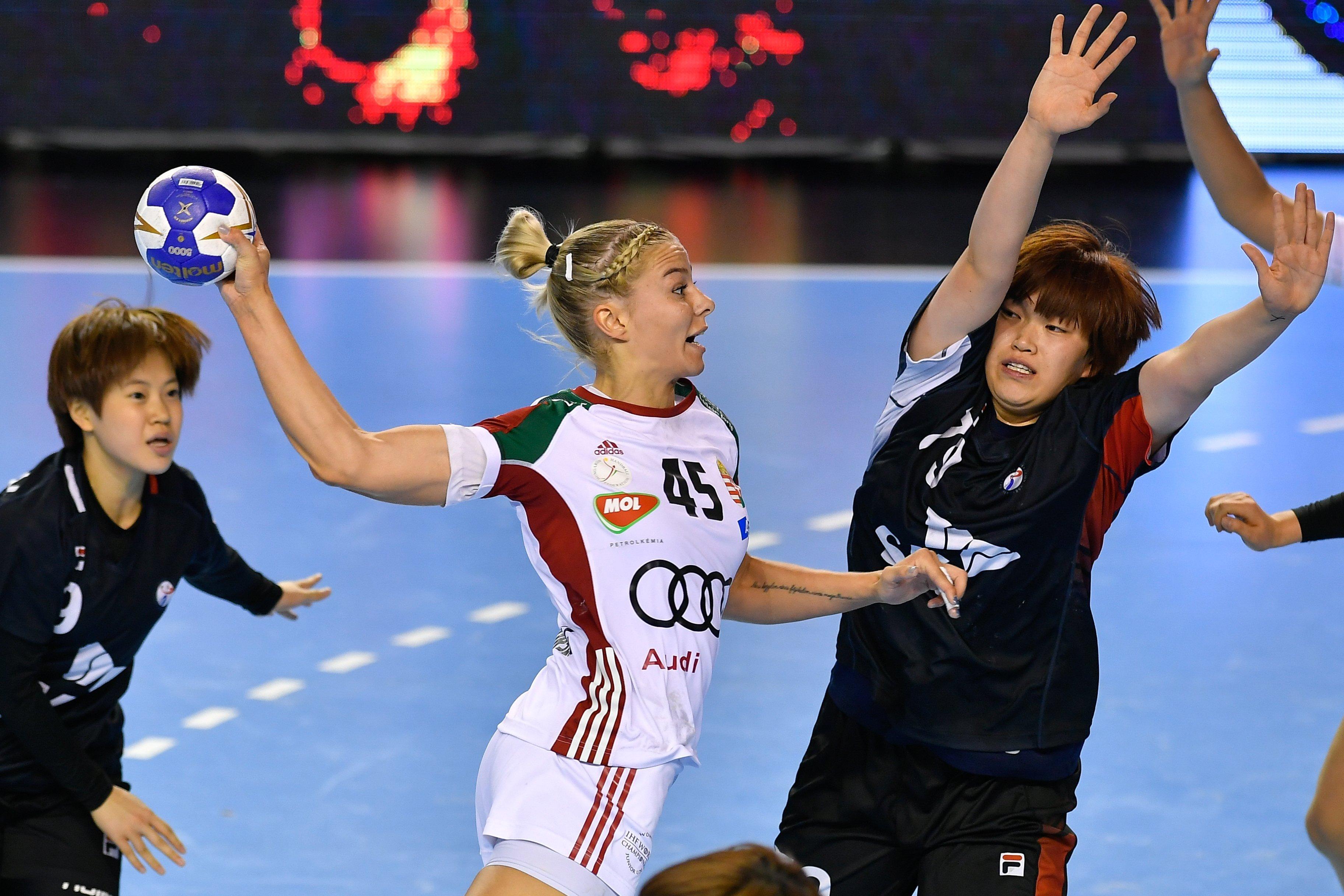 Női kézilabda junior-vb: Döntőbe jutott a magyar válogatott