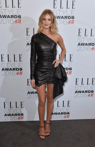 Best Look: Rosie Huntington-Whiteley w sukience Roberto Cavalli