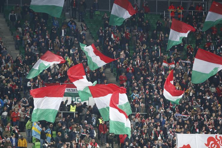 Magyarország - Finnország / Fotó: Fuszek Gábor