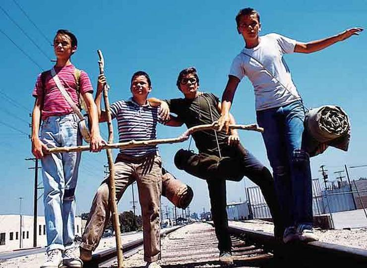 Stand by me movie cast