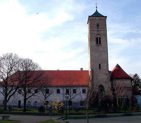 Samostan u kom je pretučen
