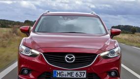 Nowa Mazda 6 (III): Japonka pełna uroku. Galeria zdjęć