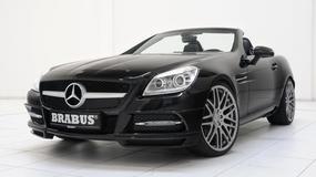 Mercedes Brabus SLK