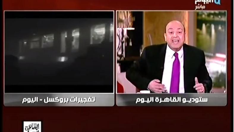 Amr Adeeb egyiptomi sztárműsorvezető