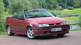 Renault 19 Cabrio - uchylić nieba za grosze