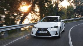 Lexus IS po liftingu – to tylko ewolucja