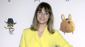 Julia Kamińska pojawiła się w żółtym kimono. Jak się prezentowała?