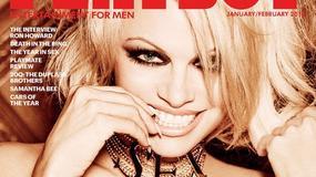 """Pamela Anderson żegna się z """"Playboyem"""". Zobacz wszystkie okładki z jej udziałem"""