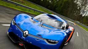 Renault Alpine A110-50: urodzinowy koncept