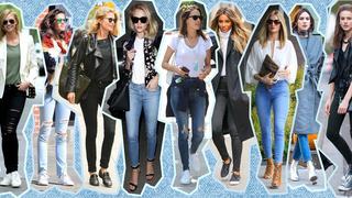 Skinny jeans wciąż modne!