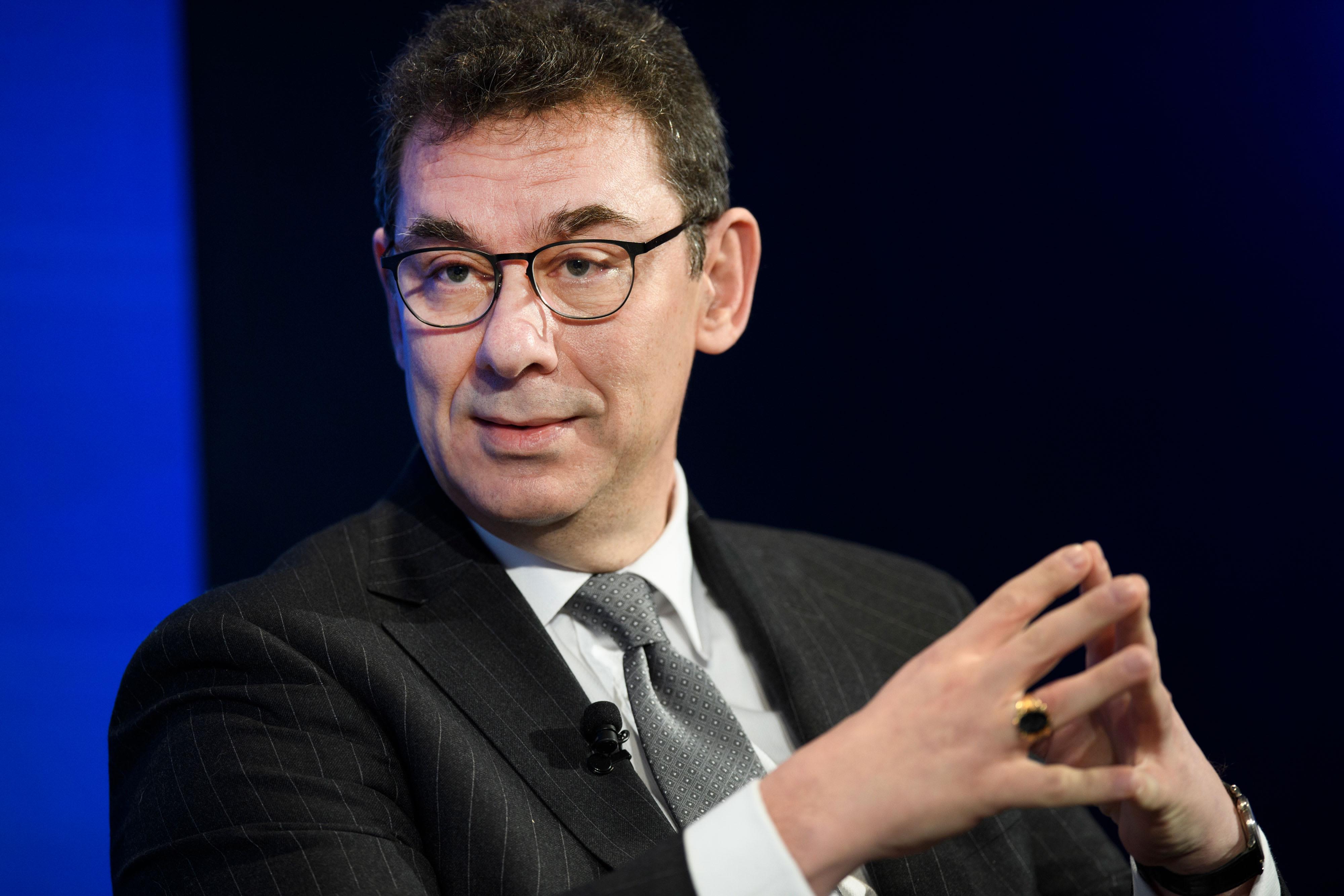 Albert Bourla is CEO of Pfizer (CNBC.com)