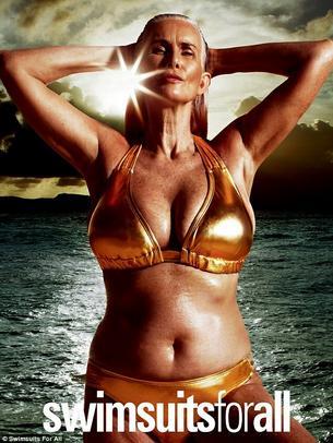 """56-letnia modelka pozuje w bikini dla Sports Illustrated"""""""