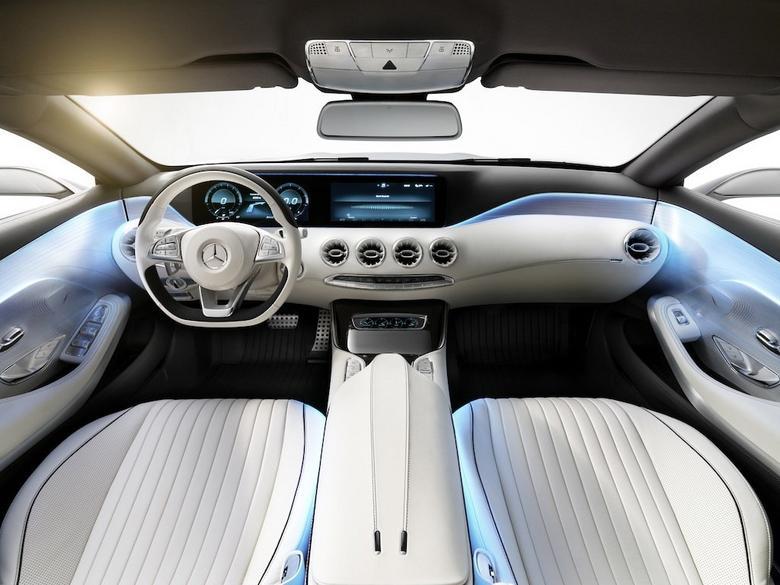 Mercedes S-Coupe: Mistrzowska ranga