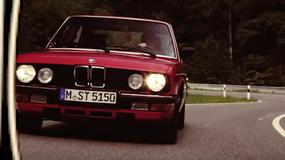 Druga generacja BMW 5 - podróż w przeszłość