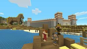 Minecraft w świecie greckich mitów