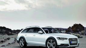 Audi A6 Allroad 2013