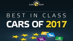 Najlepsze auta w swoich klasach według Euro NCAP