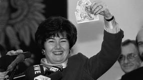 Banknoty sprzed denominacji. 22 lata temu Polacy zarabiali w milionach [GALERIA]
