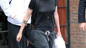 Kristen Stewart bez stanika. Seksownie? Niekoniecznie...