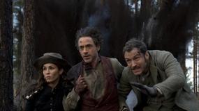"""""""Sherlock Holmes 2"""" króluje na liście światowego box office"""