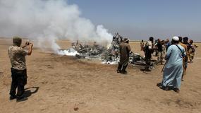 Nad Syrią zestrzelono rosyjski helikopter