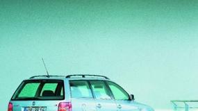 VW Passat Variant V6 4Motion, Subaru Legacy Kombi 2.5 GX, Volvo V70 AWD, Audi A6 Avant 2.8 quattro, Mercedes E 280  - Wszędo-samo-chody
