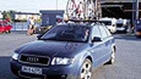 Audi A4 Avant 1.9 TDI - Przyjemny nie tylko z wyglądu